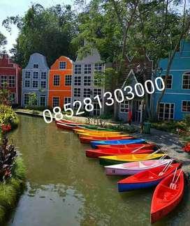 sepeda air miurah,pabrik perahu air,perahu kano,pelampung air ready