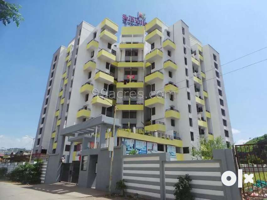 1Bhk flat for sale@Ambegaon kh, opposite to swaminarayan temple 0