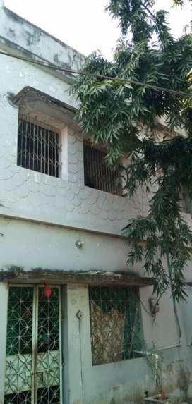 Two storied building , 3Bhk house two floors,