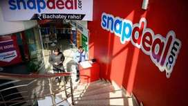 Snapdeal process urgent hiring for CCE /Office Assistant/ backend jobs