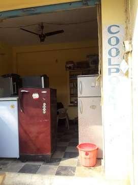 Repairwork fridge and fully automatic  ifb lg washing   service center