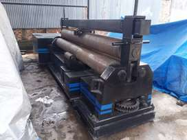 Mesin Roll Plate & Roll Pipa