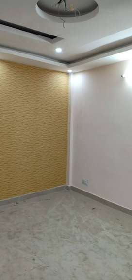 1 BHK 50 SQ YARDS AT14.5 LACS IN UTTAM NAGAR WITH BANK LOAN FREE HOLD