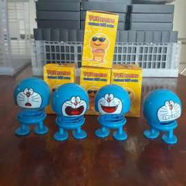 Spring Doll Doraemon Dashboard Mobil