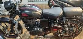 ROYAL ENFIELD CLASSIC 350cc EFI STEALTH BLACK