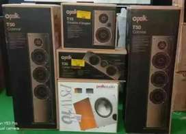 POLK 5*1 SPEAKERS PACKAGE