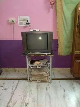 Color portable tv