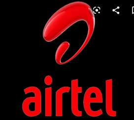 NEED PROMOTERS FOR AIRTEL