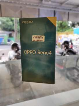 Ready new Oppo Reno 4