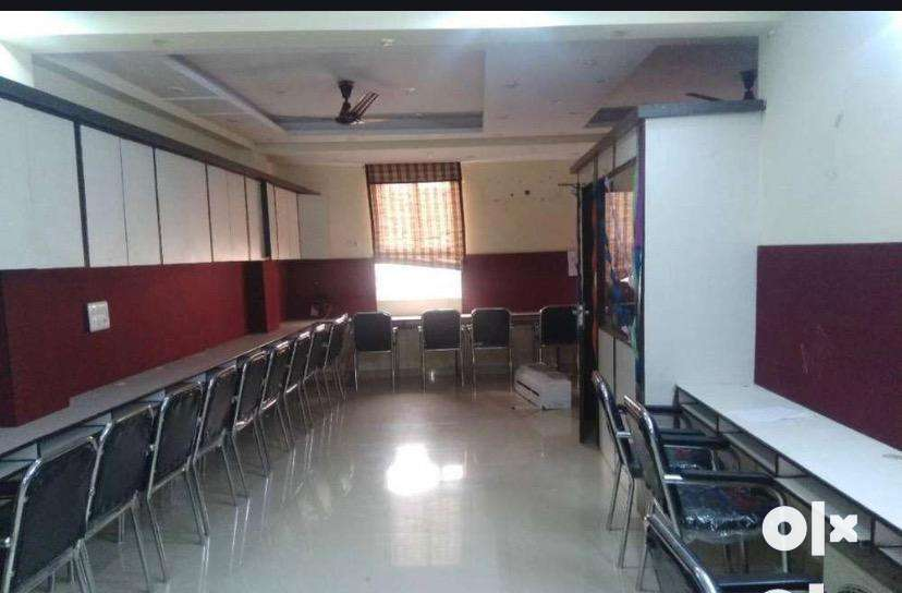Spacious fully furnished office space for rent