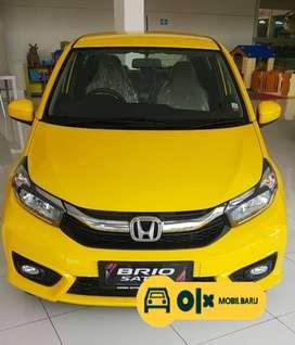 [Mobil Baru] DP 22.6jt, Mobil Honda Brio Bandung 2021