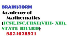 90% students score 90% + in MATHS  X- XII ( ICSE,ISC,CBSE)