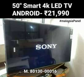 "50"" Smart led TV android Offer"