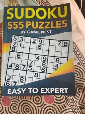 Suduko 555 puzzles
