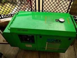 Silent Generator 5 kVA On Sale