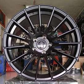 velg hsr wheel birawa muchos 18x9,5/10,5 h5
