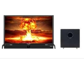 "POLYTRON LED TV 32"" Cinemax Soundbar PLD32B1550"