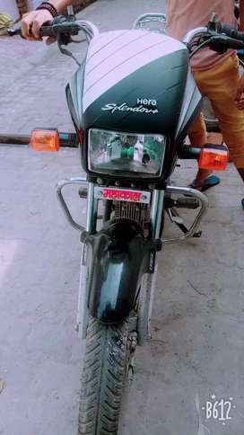 Good condition new bike 5 month old