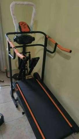 Treadmill manual best seller familly massage Malang