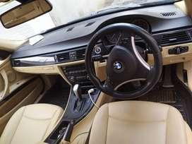 BMW 320 D, 2012 BLACK COLOUR