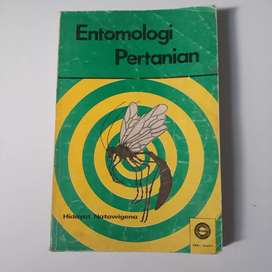 Buku: Entomologi Pertanian