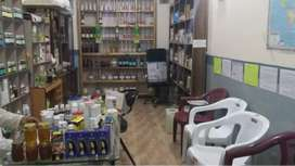 Large Shop For Sale in Punjab Colony