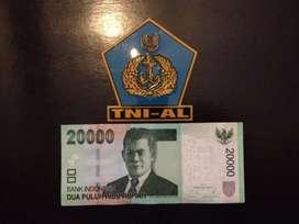 Stiker Sticker TNI AL Segi Lima untuk Mobil Motor