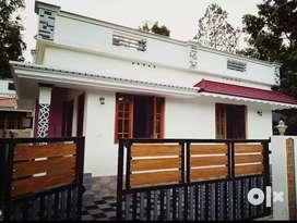 2 bhk 750 sqft new build house at edapally near varapuzha