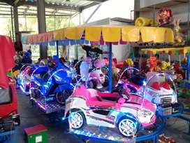 variasi mainan anak kereta mini panggung odong odong MRC terbaru YA 11