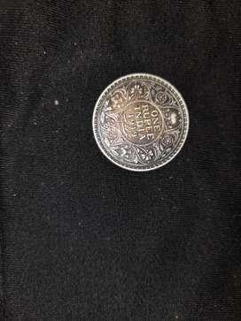 George V King Emperor coin