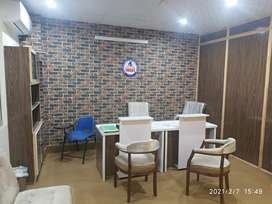 Well Furnished Commercial Hall on rent