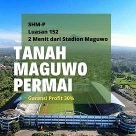 Buktikan! Tanah di Maguwo Paling cocok untuk Hunian dan investasi aman