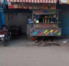 Fast food stall Diwali offer