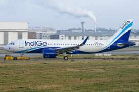 Ground floor staff vacancies for Indigo Airlines