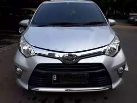 Toyota Calya G 1.0 2016 Silver