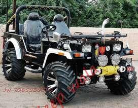 sports Modified Jeep