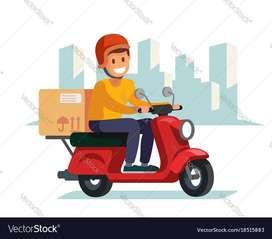 wanted van& bike delivery boy jobs in mysore