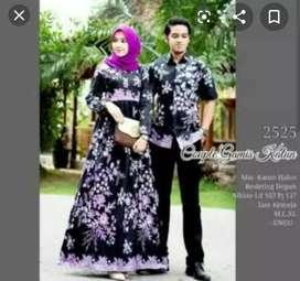 Dress sarimbit batik murah