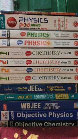 COMPLETE PHYSICS & CHEMISTRY STUDY GUIDE FOR JEE & NEET