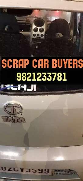 Vasai _ SCRAP CARS BUYERS) / JUNKED CARS