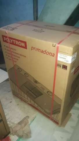 Mesin Cuci 2 Tabung Merk Polytron Primadona Type PWM 7367WBS