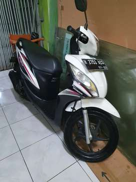 HONDA SPACY 2012 - MULUS