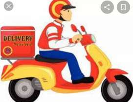 Delivery boy required for shimla