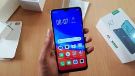 brand new oppo A7 (4/64) with warranty