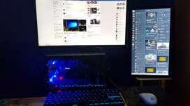 Pc Gaming / rendering I5 5690 Vga rx 570 8GB ram 16GB
