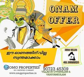 Book now and receive a free registration offer | Villas @ Ottapalam