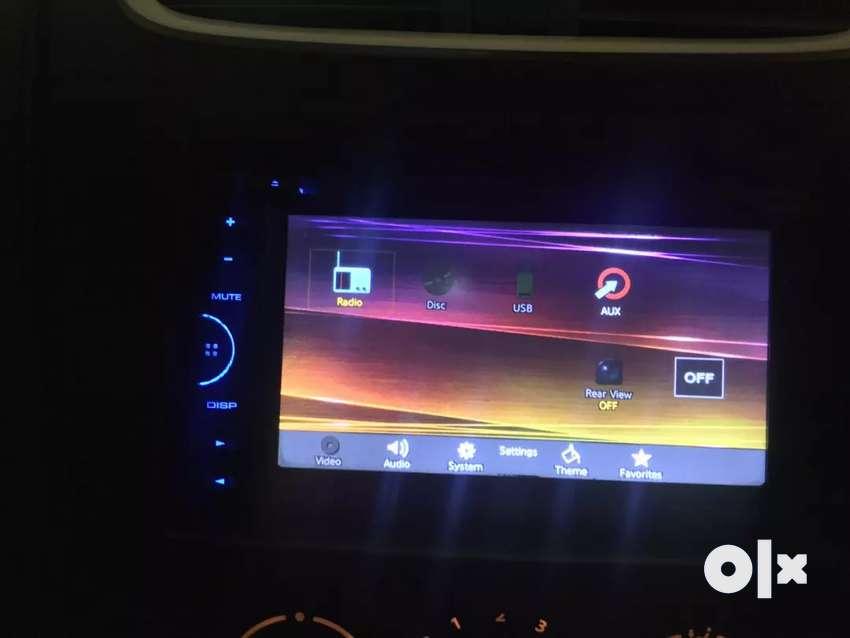 Swift ertiga desire pioneer touch screen stereo 0