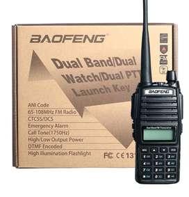 HT Baofeng Dualband UV82