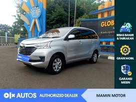 [OLX Autos] Toyota Avanza 2018 1.3 E M/T Bensin Silver #Mamin Motor