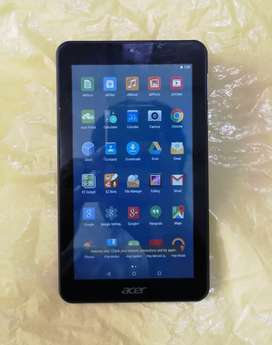 ACER TAB (1 GB ram, 8 GB Storage). Special HOME DELEVERY for Women's.